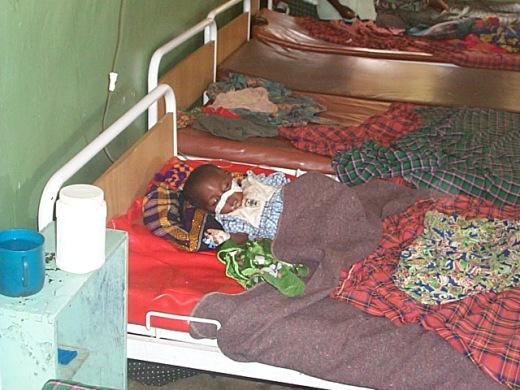 Hospital in Rwanda